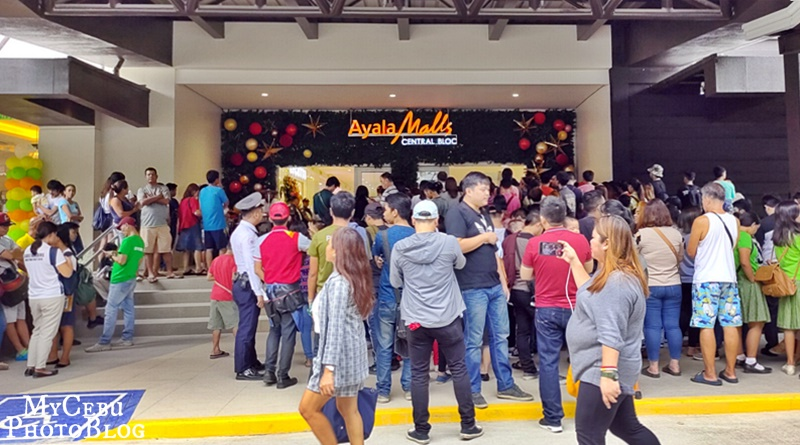 MCPB - Ayala Central Bloc Opening